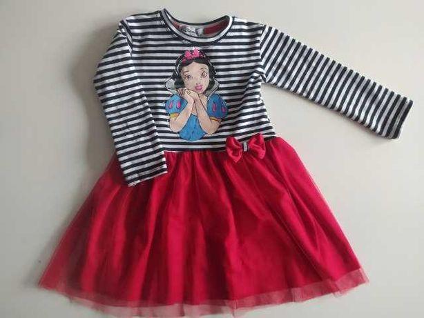Śliczna sukienka rozmiar 98 104