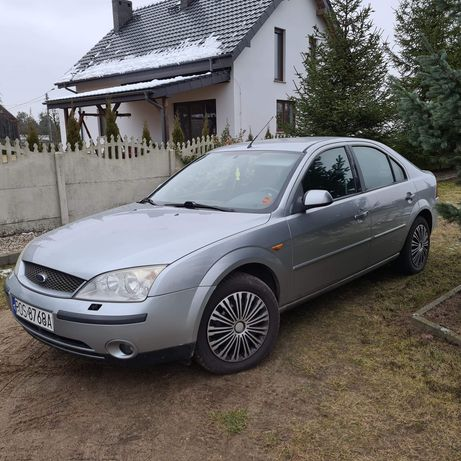 Ford Mondeo Mk3 2003r 2.0 benzyna