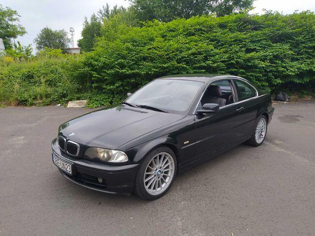 BMW E46 Coupe 2.0ci