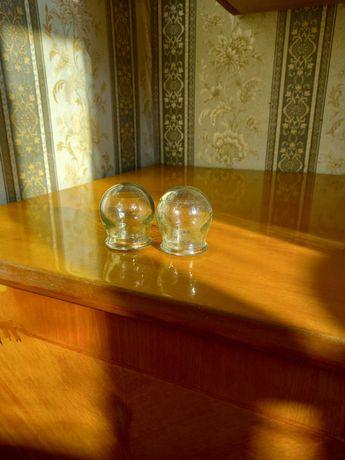 Продам стеклянные вакуумные банки СССР