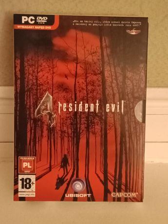 """Gra""""Resident Evil 4""""-PC-DVD"""