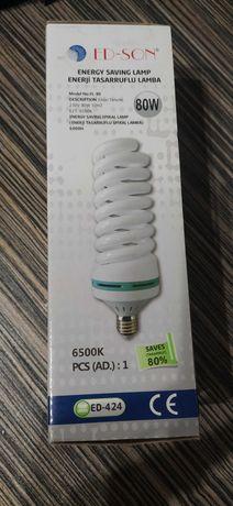 Лампа энергосберегающая 6500к pcs ed 424