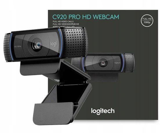 Kamera Internetowa LOGITECH C920 PRO STREAM HD WEBCAM wys z PL / Firma