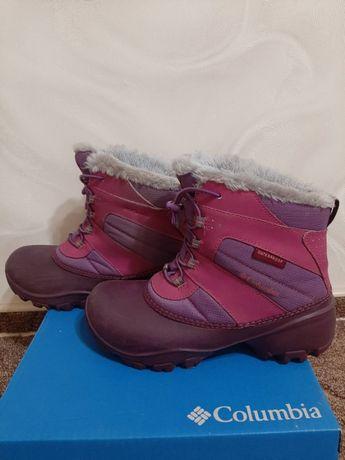 Зимние ботинки Columbia США в размере 5US 37EUR