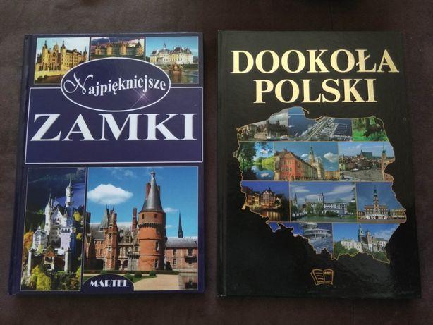 NOWA książka album: Najpiękniejsze zamki - Martel i Dookoła Polski