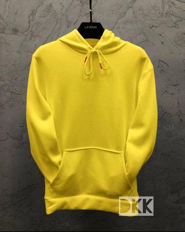 Худи Dekka Весна/Осень Желтый (Лимон)