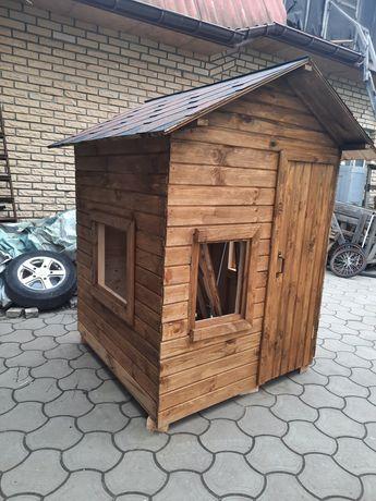 Детский домик игровой домик деревянный домик домик для детей