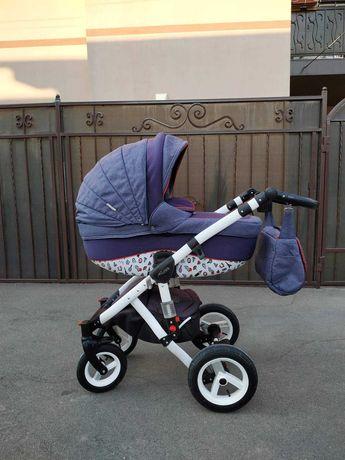 Детская коляска 2 в 1 Adamex Barletta (0 до 36 мес.)