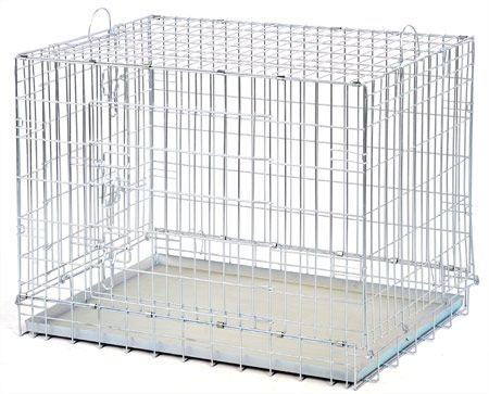 Клетка для собак Волк Вовк 1 Новая со склада, лайт прут