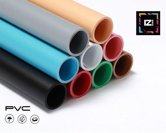 Фотофон ПВХ (PVC пластиковый виниловый ) 70x140, 100х100 100х20