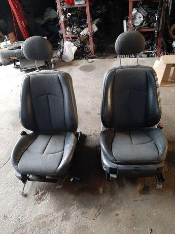 siedzenia przednie mercedes w211 kombi