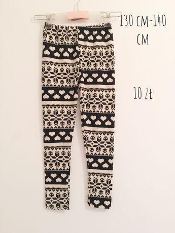 Spodnie dla dziewczynki nowe