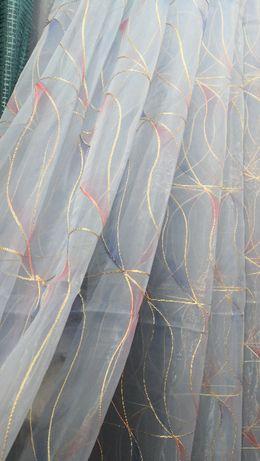 Отрезы тюля разные, ширина 280-710см, цена 360-840, 1395грн
