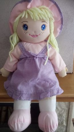 Sprzedam lalkę miękka przytulanka