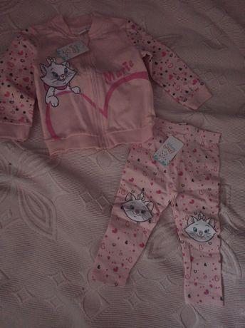 Nowe dresy Disney Baby 80 h&m