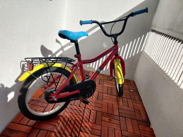 Rower dziecięcy koło 16' Maxim Billy