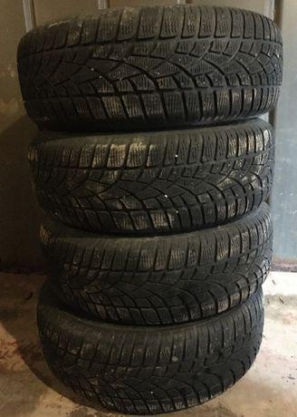 Зимние шины Dunlop SP Winter Sport 3D 235/65 R17