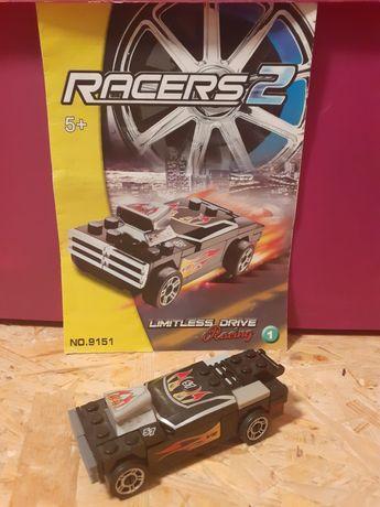 Samochodzik lego RACERS 2