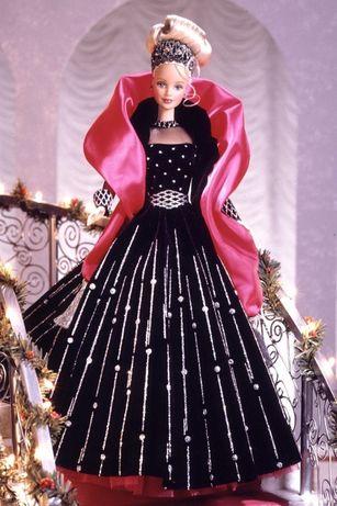 Коллекционная кукла Барби Barbie Holiday 1998 год