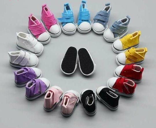 Обувь для кукол,кроссовки