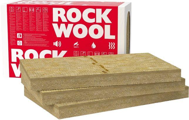Мінеральна фасадна вата Rockwool Frontrock MAX E Super Роквул ДОСТАВКА