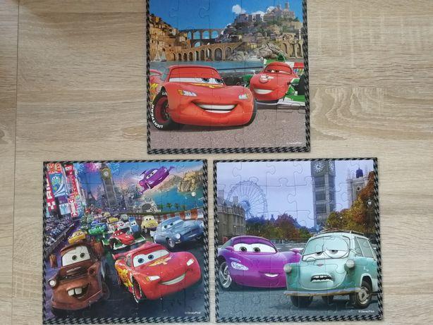 Puzzle carsy, auta,