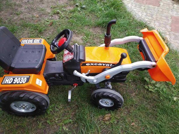 Дитячий трактор - екскаватор Pilsan HD-9030