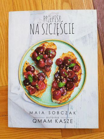Przepisy na szczęście Maia Sobczak - książka