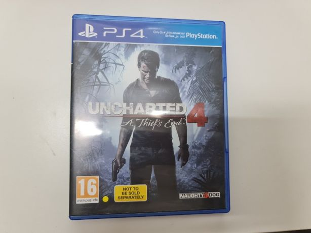 Zestaw Gier na PS4: Teken 7, Uncharted 4 i GTA V GRAND THEFT AUTO 5