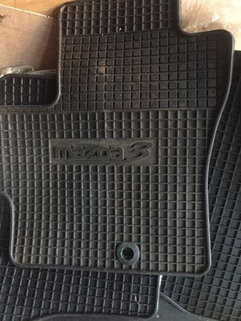 Комплект коврики Mazda 3