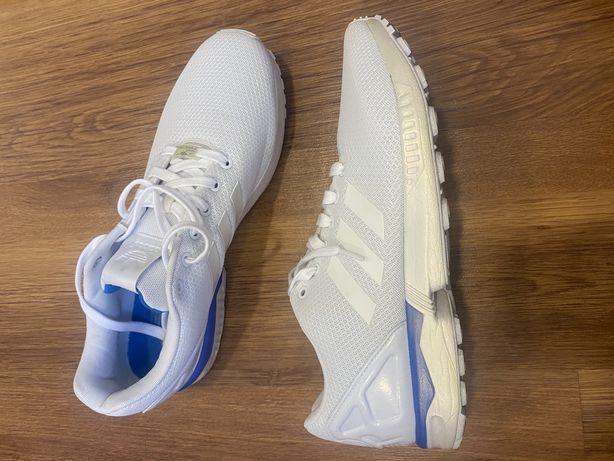 Adidas ZX Flux białe 46 2/3