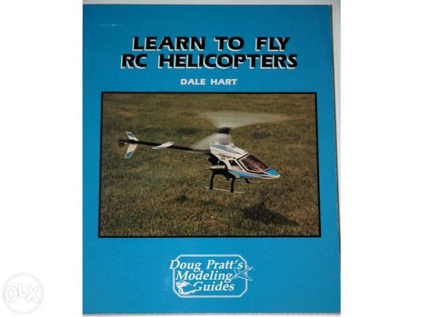 Learn to Fly RC helicopters