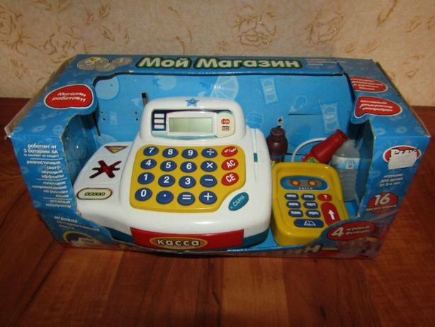 """Развивающий игровой набор Joy Toy """"Мой магазин"""" для детей от 3 лет"""