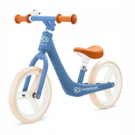 KINDERKRAFT rowerek biegowy magnesium FLY PLUS