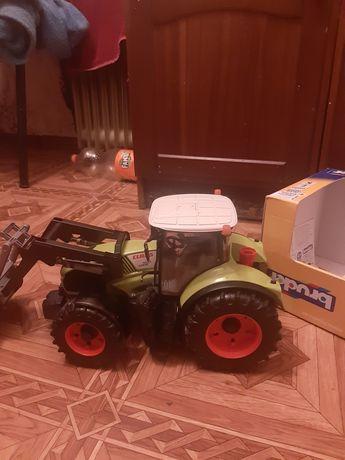 Трактор Детский 3+