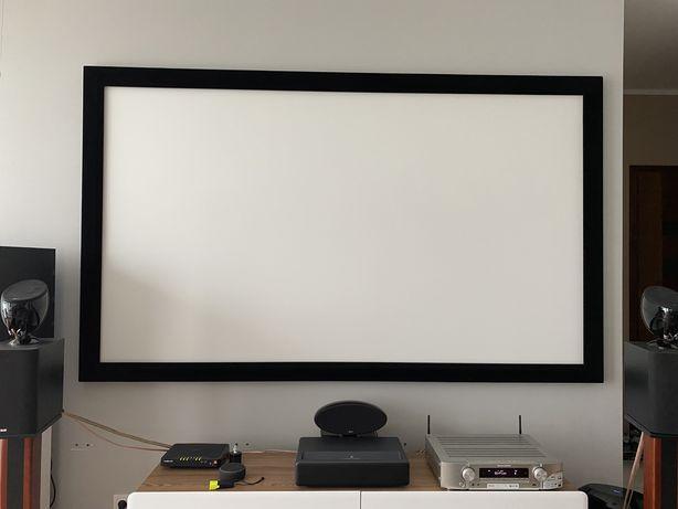 Projektor Xiaomi 4k + ekran 100 cali