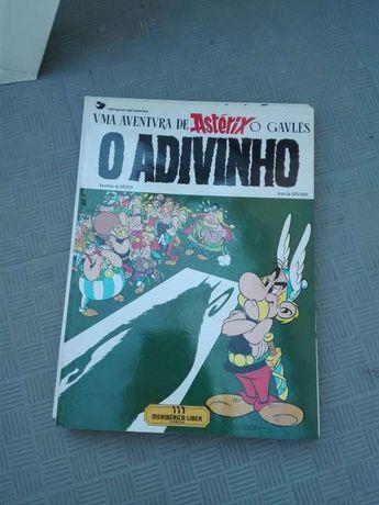Livros Asterix e Obelix