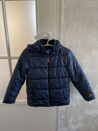 Осеннее зимняя куртка Cool Club ( рост 134см)