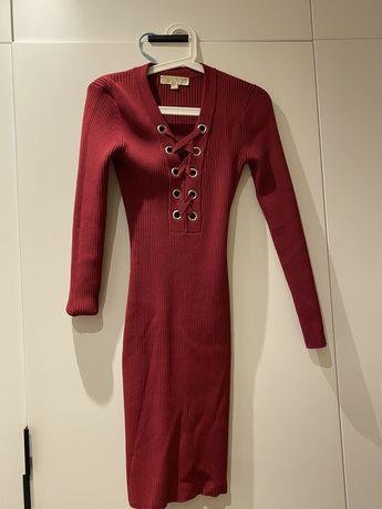Michael kors sukienka dopasowana 34