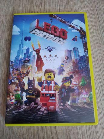 LEGO przygoda dvd