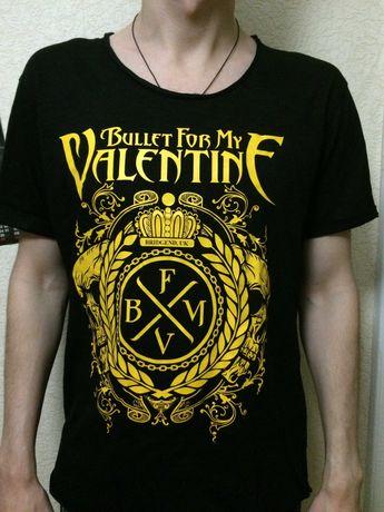 Футболка Bullet For My Valentine BFMV