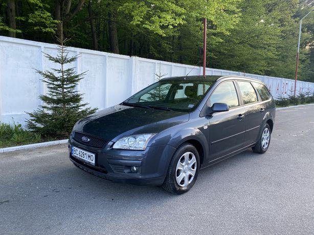 Ford Focus 2007 1.6 бензин
