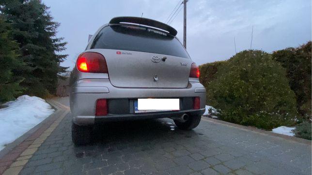 Toyota Yaris Ts Turbo kit 1.5 1nz-fe