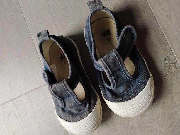 Buciki buty dla dziecka trampki sportowe hm 22
