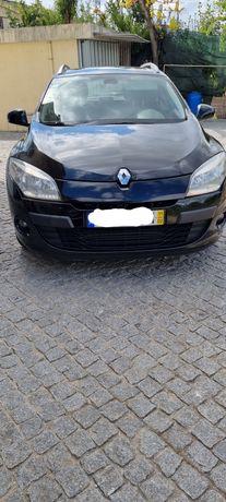 Vendo Renault Megane 1500 DCI 110 CC caixa de 6 velocidades