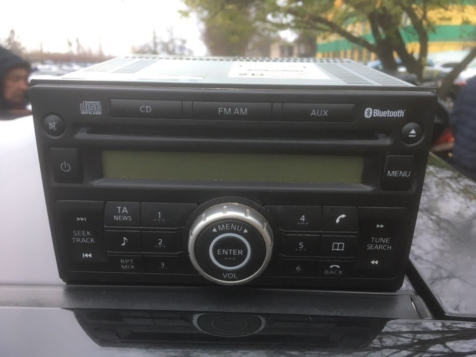 Автомагітола Nissan PN-3001P-B Квасилов - изображение 1