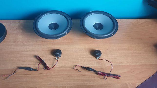 Samochodowe głośniki HERTZ 165-stan idealny