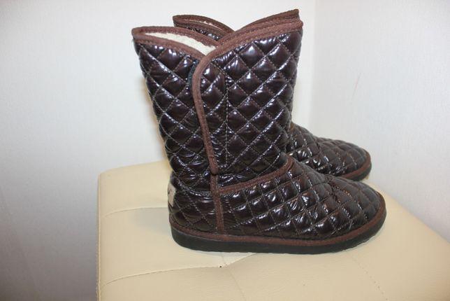 Сапоги ботинки теплые 34 размер inblu угги Ugg