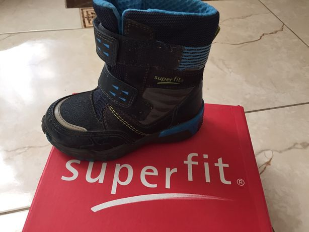 Зимове  взуття! Super fit!!!