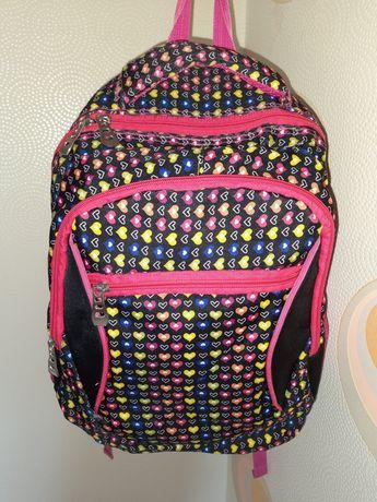 Дівчачий шкільний рюкзак